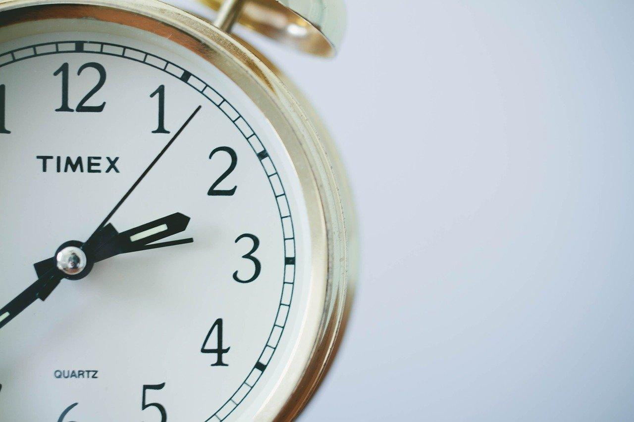 時計用語一覧