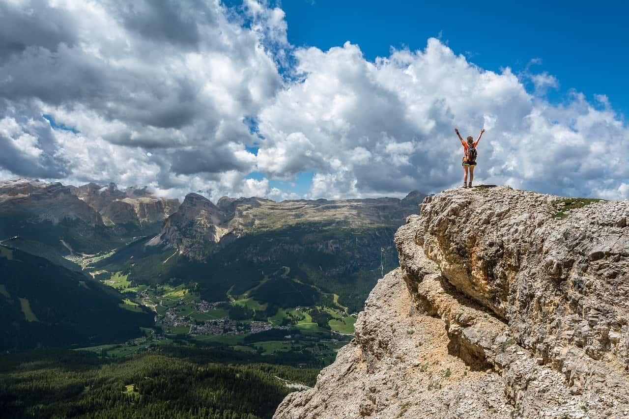 登山用語一覧
