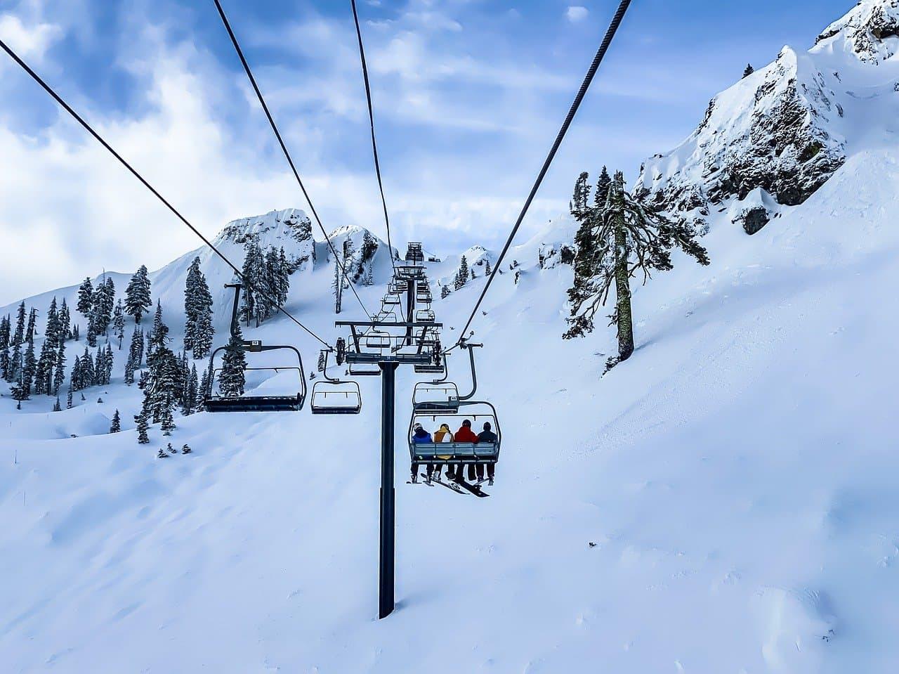 スキー用語集
