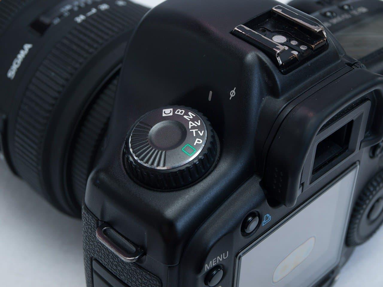 キヤノンのデジタルカメラ