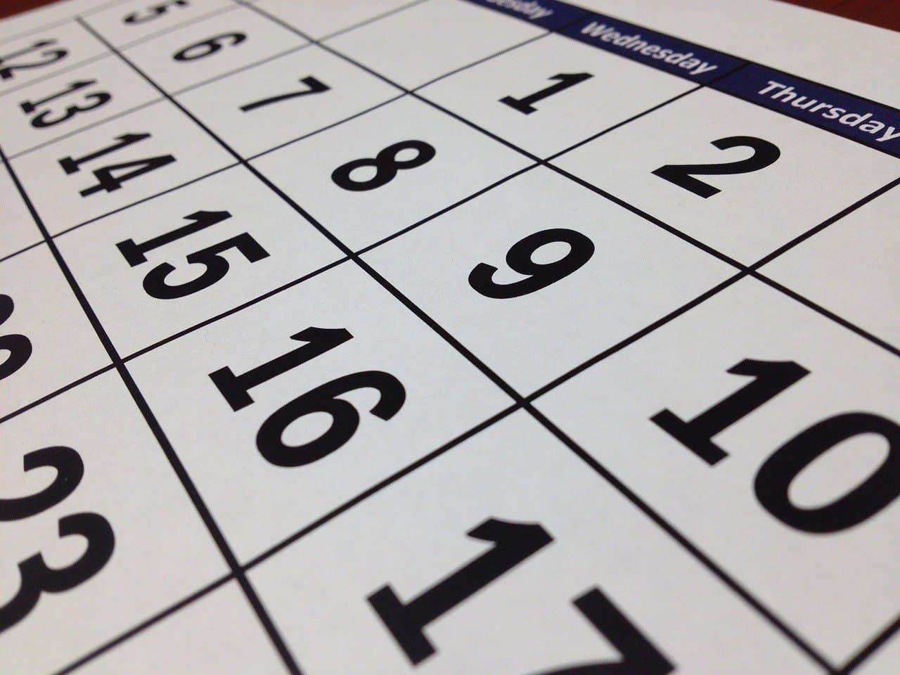 西暦和暦一覧表