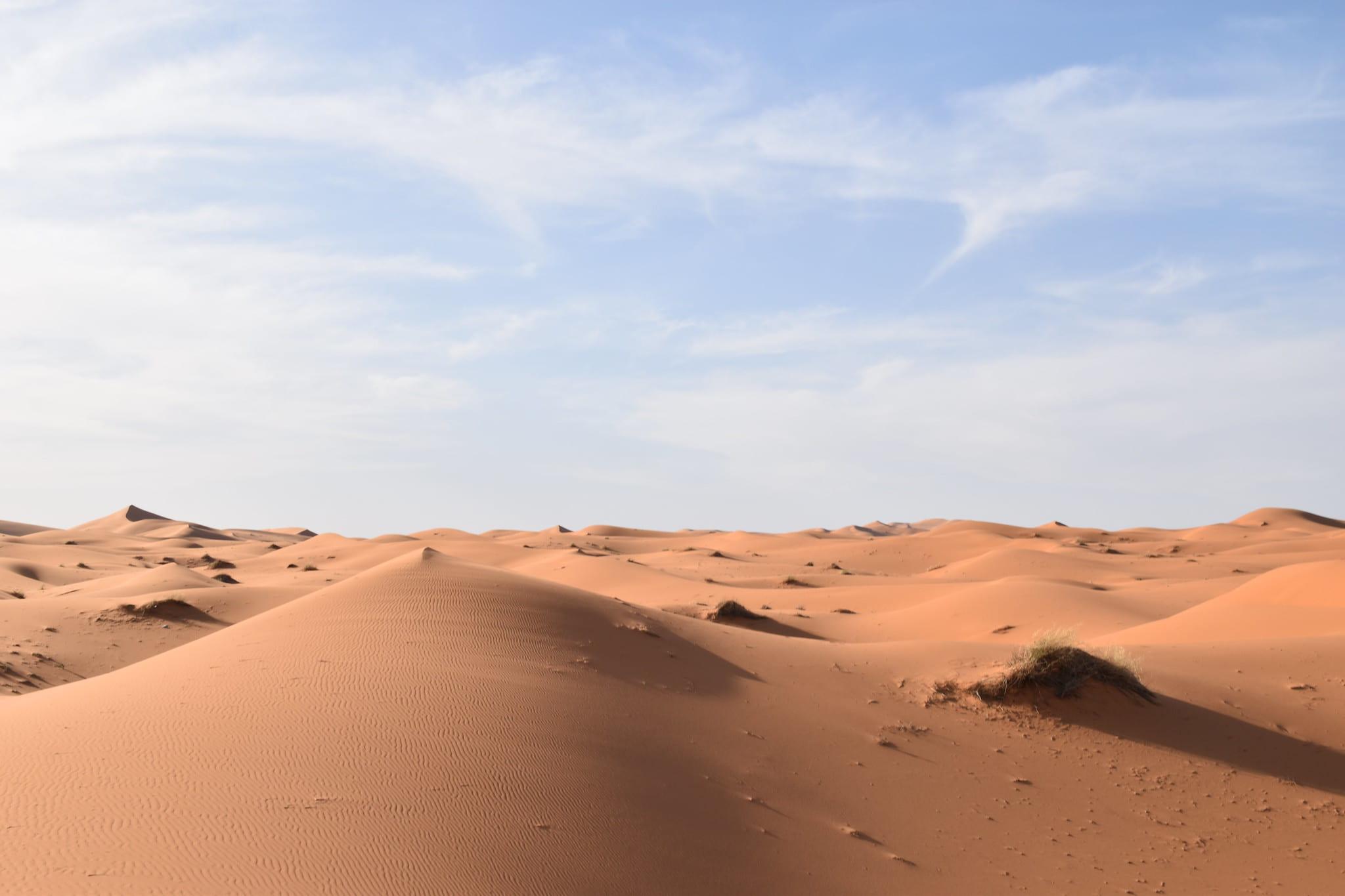 メルズーガ砂漠