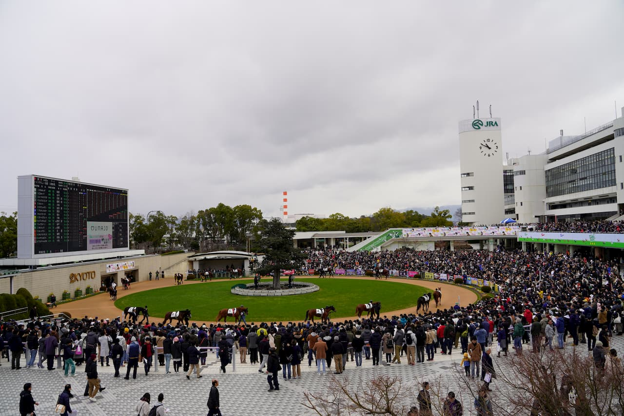 日本の競馬場一覧