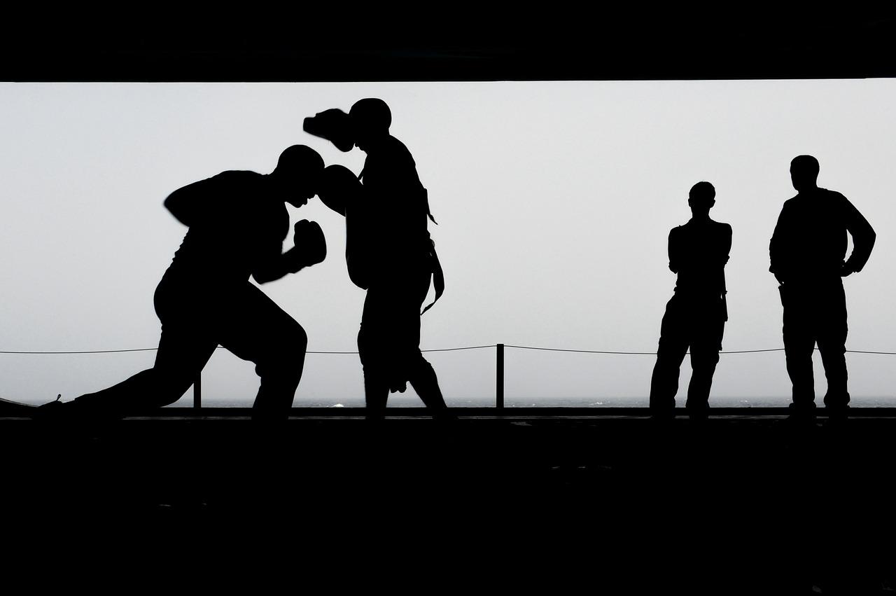 ボクシングの階級