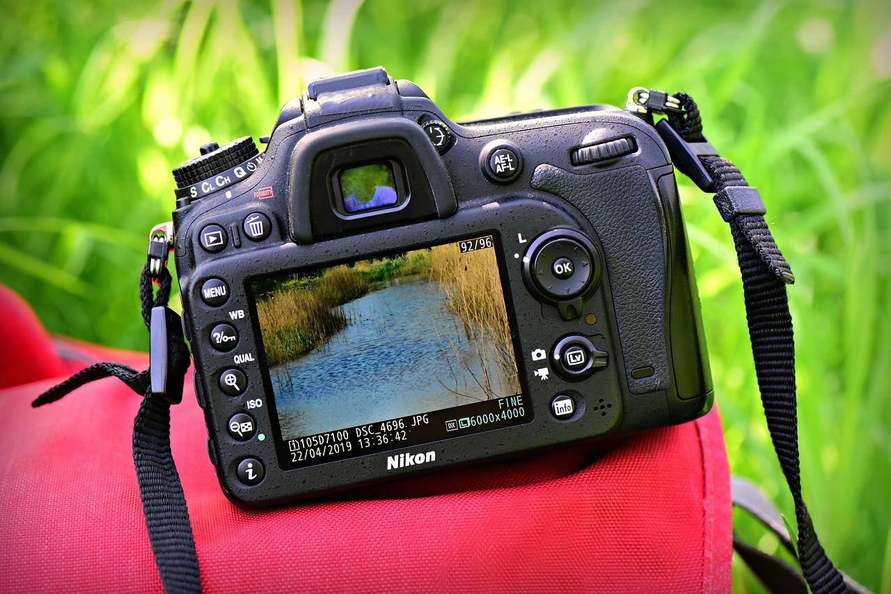 ニコンのデジタルカメラ