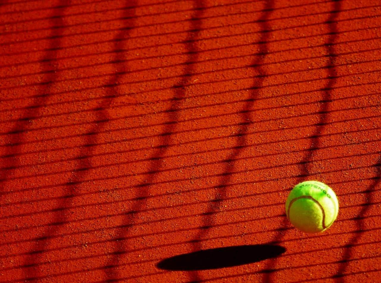 テニス用語一覧