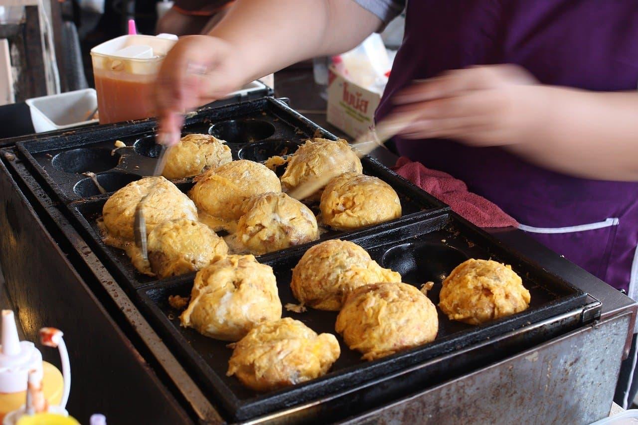 たこ焼き(料理)