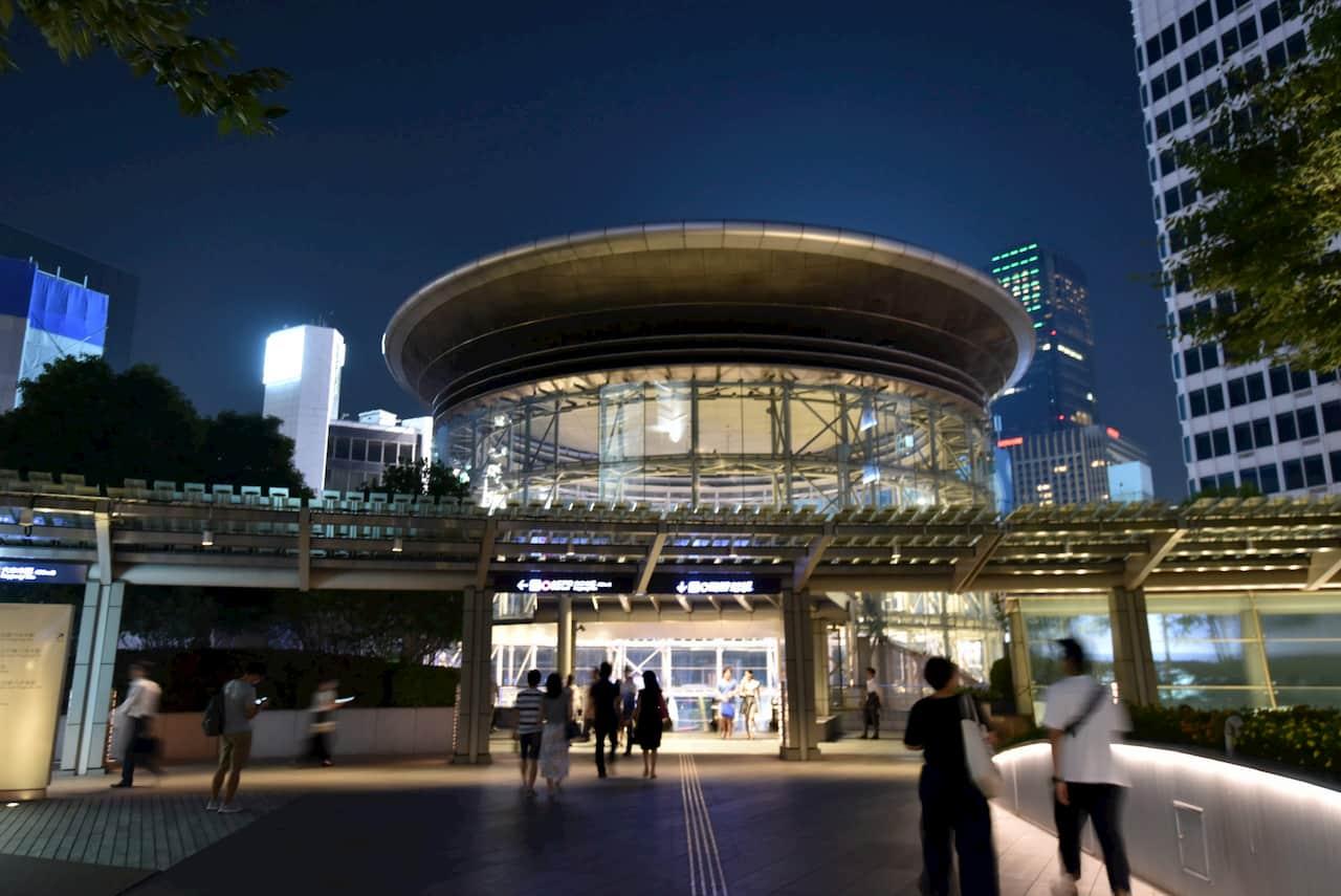 東京メトロ南北線の駅一覧