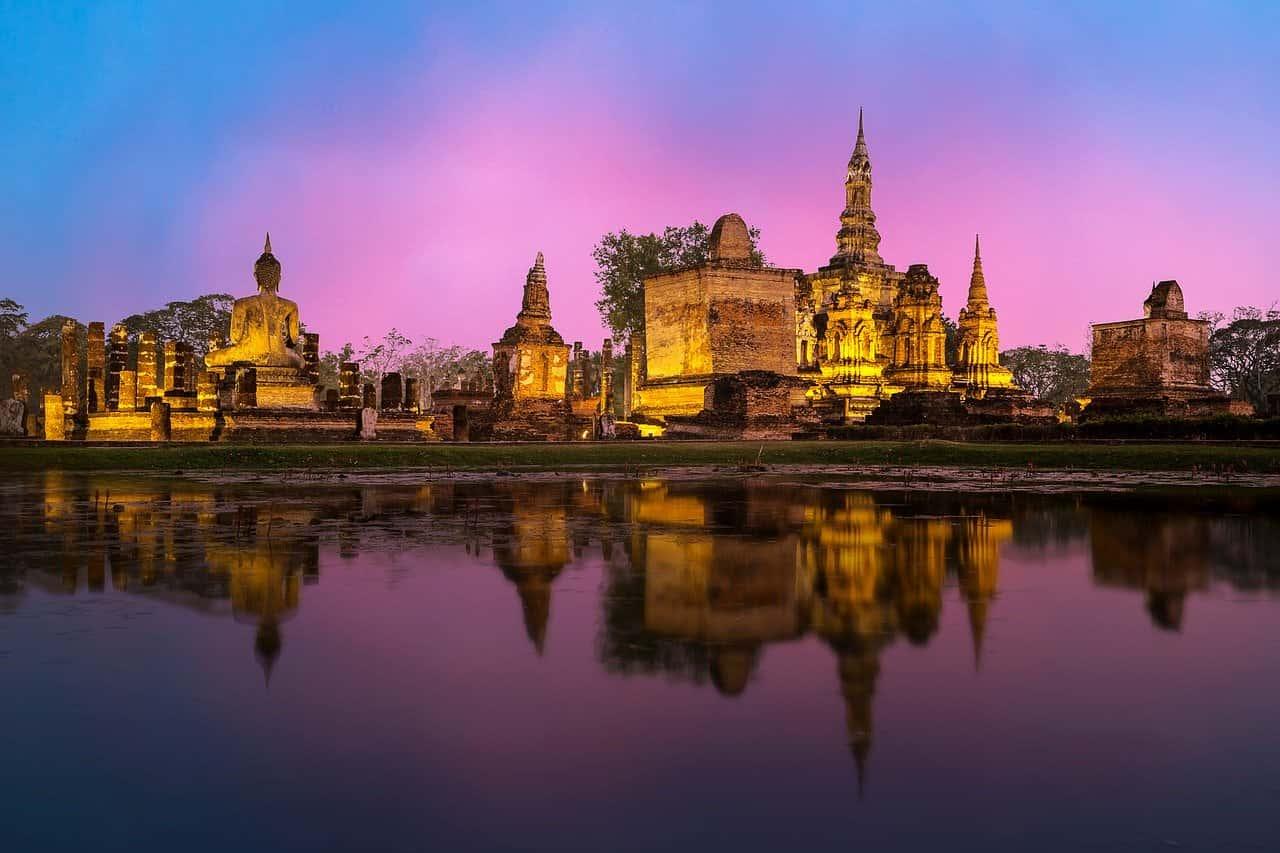 タイの世界遺産一覧